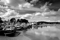 Kirkcudbright and Kirkcudbright Harbour, Dumfries and Galloway