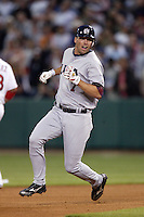 Jeff Francoeur of the USA during the World Baseball Championships at Angel Stadium in Anaheim,California on March 16, 2006. Photo by Larry Goren/Four Seam Images