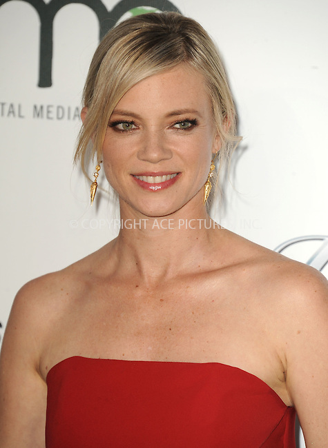 WWW.ACEPIXS.COM<br /> <br /> October 24 2015, LA<br /> <br /> Actress Amy Smart arriving at the 25th Environmental Media Awards at Warner Bros. Studios on October 24, 2015 in Burbank, California<br /> <br /> By Line: Peter West/ACE Pictures<br /> <br /> <br /> ACE Pictures, Inc.<br /> tel: 646 769 0430<br /> Email: info@acepixs.com<br /> www.acepixs.com