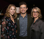 Carolyn Cantor, Sam Pinkleton and Laura Penn attends the Second Annual SDCF Awards, A celebration of Excellence in Directing and Choreography, at the Green Room 42 on November 11, 2018 in New York City.