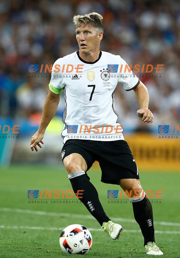 Bastian Schweinsteiger (Germany) <br /> Marseille 07-07-2016 Stade Velodrome Football Euro2016 Germany - France / Germania - Francia Semi-finals / Semifinali <br /> Foto Matteo Ciambelli / Insidefoto