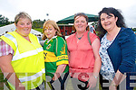 Enjoying the Kilgarvan Agricultural show on Sunday. .L-R: Siobhan Horgan, Kathleen Kelleher, Catherine Lehane and Mary Lynch.