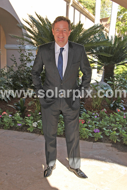 **ALL ROUND PICTURES FROM SOLARPIX.COM**                                             **SYNDICATION RIGHTS FOR UK, AUSTRALIA, DENMARK, PORTUGAL, S. AFRICA, SPAIN & DUBAI (U.A.E) & ASIA (EXCLUDING JAPAN) ONLY**                                                                                  Caption: at the 22011 TCA Winter Cable Press Tour day 2, held at the Langham Huntington Hotel, Pasadena, USA. 6 January 2011                                                                          This pic: Piers Morgan                                                                                  JOB REF: 12640 PHZ Hatcher     DATE: 06_01_2011                                                           **MUST CREDIT SOLARPIX.COM OR DOUBLE FEE WILL BE CHARGED**                                                                      **MUST AGREE FEE BEFORE ONLINE USAGE**                               **CALL US ON: +34 952 811 768 or LOW RATE FROM UK 0844 617 7637**