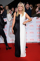 Gaby Roslin<br /> arriving for the National Television Awards 2018 at the O2 Arena, Greenwich, London<br /> <br /> <br /> ©Ash Knotek  D3371  23/01/2018