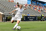 21 August 2011: Duke's Molly Lester. The Duke University Blue Devils defeated the University of South Carolina Gamecocks 2-0 at Koskinen Stadium in Durham, North Carolina in an NCAA Women's Soccer game.