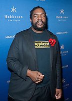 LAS VEGAS, NV - April 26 : Questlove pictured at Hakkasan at MGM Grand in Las Vegas, NV on April 26, 2014. © Kabik/ Starlitepics /NortePhoto