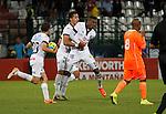Manizales- Once Caldas derrotó 2 goles por 1 a Envigado F.C, en el partido correspondiente a la octava fecha del Torneo Clausura 2014, desarrollado el 6 de septiembre en el estadio Palogrande.
