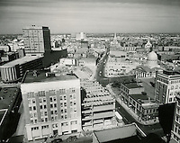 1961 February 27..Redevelopment.Downtown North (R-8)..Downtown Progress..North View from VNB Building..HAYCOX PHOTORAMIC INC..NEG# C-61-5-55.NRHA#..