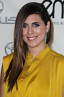 BURBANK, CA - OCTOBER 19: Actress Jamie-Lynn Sigler arrives at the 23rd Annual Environmental Media Awards held at Warner Bros. Studios on October 19, 2013 in Burbank, California. (Photo by Xavier Collin/Celebrity Monitor)