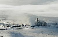 Comanche Power generating station. Feb 2014