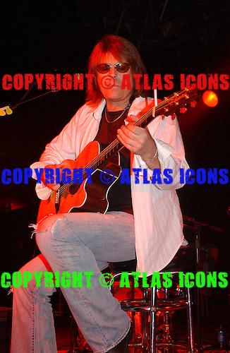 Don Dokken; Dokken; 2005; VH1 Tour in New Jersey;<br /> Photo Credit: Eddie Malluk/Atlas Icons.com