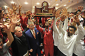 SEC Indoor Track Championships 2/27/16