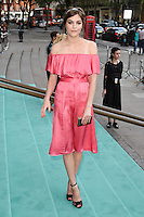 Amber Anderson at the V&amp;A Summer Party at the Victoria and Albert Museum, London.<br /> June 22, 2016  London, UK<br /> Picture: Steve Vas / Featureflash