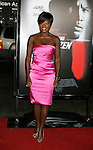"HOLLYWOOD, CA. - October 06: Viola Davis  arrives at the Los Angeles premiere of ""Law Abiding Citizen"" at Grauman's Chinese Theatre on October 6, 2009 in Hollywood, California."