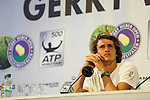 20160612 ATP, Gerry Weber Open, Pressekonferenz Alexander Zverev