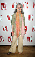 June 14 , 2012 Mary Beth Peil attends the MCC Theater's benefit reading of The Heart Of The Matter afterparty  at the Ramscale in New York City. © RW/MediaPunch Inc. NORTEPHOTO.COM<br />