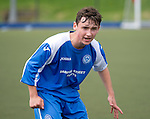 St Johnstone U16's.Matthew McArthur.Picture by Graeme Hart..Copyright Perthshire Picture Agency.Tel: 01738 623350  Mobile: 07990 594431