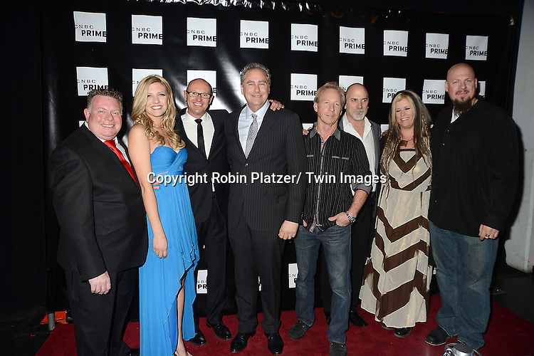 """Treasure Detectives and The Car Chasers casts and executives attend the CNBC Launch Event for their new primetime shows on February 28, 2013 at Classic Car Club Manhattan in New York City. The two new shows are .""""Treasure Detectives"""" and """"The Car Chasers"""" which will be shown on Tuesday nights."""