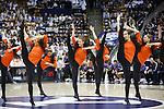 {filename base}<br /> <br /> 1311-09 Cougarettes BKB Performance, dance, orange<br /> <br /> @ BYU vs Weber State<br /> <br /> November 8, 2013<br /> <br /> Photo by Jaren Wilkey/BYU<br /> <br /> © BYU PHOTO 2013<br /> All Rights Reserved<br /> photo@byu.edu  (801)422-7322<br /> <br /> Photo by Mark A. Philbrick/BYU<br /> <br /> © BYU PHOTO 2013<br /> All Rights Reserved<br /> photo@byu.edu  (801)422-7322