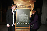 Austin Williams & Shenell Edmonds - Actors, crew, production, family come to One Life To Live's wrap party and video tribute on November 18, 2011 at Capitale, New York City, New York.  (Photo by Sue Coflin/Max Photos)