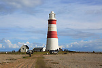 Orford Ness lighthouse Open Day, September 2017, Suffolk, England, UK