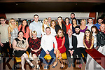 Amanda Curran and Thomas Leahy Firies, celebrate their 30th birthday with family and friends at Benners Hotel on Saturday