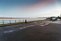 2020 01 13 Body Found, Loughor Estuary in Wales, UK
