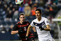 Chester, PA - Friday December 08, 2017: Joao Moutinho prior to a NCAA Men's College Cup semifinal soccer match between the Stanford Cardinal and the Akron Zips at Talen Energy Stadium.
