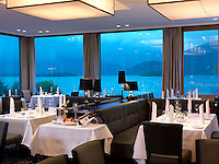 The Panorama Restaurant at The Hotel Europe &amp; Resort.<br /> Photo: Don MacMonagle