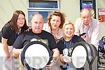 Linda Kerin, Dan Cronin, Joan Greene, Cecilia O'Neill and Bernard Cronin Milltown enjoying the World Bodhra?n festival in Milltown on Saturday   Copyright Kerry's Eye 2008