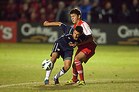 Red Team Prevails in U-15/16 Academy Select Match at 2012 Development Academy Winter Showcase