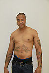 Christian Barber - Empire The Series films on set June 3, 2012  in Brooklyn, New York. (Photo by Sue Coflin/Max Photos)