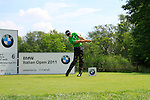Tano Goya (ARG) tees off on the 6th tee during Day 3 of the BMW Italian Open at Royal Park I Roveri, Turin, Italy, 11th June 2011 (Photo Eoin Clarke/Golffile 2011)