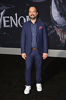 "LOS ANGELES, CA. October 01, 2018: Steve Zissis at the world premiere for ""Venom"" at the Regency Village Theatre.<br /> Picture: Paul Smith/Featureflash"