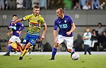 2018-08-10 / Voetbal / Seizoen 2018-2019 / KFCO Beerschot-Wilrijk - KVC Westerlo / Nicolas Rommens met Erwin Hoffer (r. B-W)<br /> <br /> ,Foto: Mpics