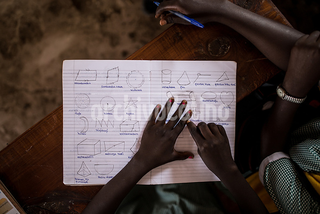 A school  in Kakuma refugee camp in Kenya.Kakuma refugee camp in North of Kenya. Kakuma is the site of a UNHCR refugee camp, established in 1991. The population of Kakuma town was 60,000 in 2014, having grown from around 8,000 in 1990. In 1991, the camp was established to host the 12,000 unaccompanied minors who had fled the war in Sudan and came walking from camps in Ethiopia.