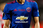 A general view of the Man Utd away jersey during the UEFA Europa League Final match at the Friends Arena, Stockholm. Picture date: May 24th, 2017.Picture credit should read: Matt McNulty/Sportimage