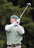 22 May, 2010:   Loyola Colleges Jay Mulieri drives the ball down the fairway on hole eleven during day three of the first round of the NCAA West Regionals at Gold Mountain Golf course in Bremerton, WA.
