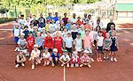 2018-07-11 / Tennis / Seizoen 2018 / De deelnemers aan het kidskamp van TC Gym in Schoten<br /> <br /> ,Foto: Mpics