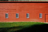 Red Barn at Annand / Rowlatt Farmstead Campbell Valley Park 1886