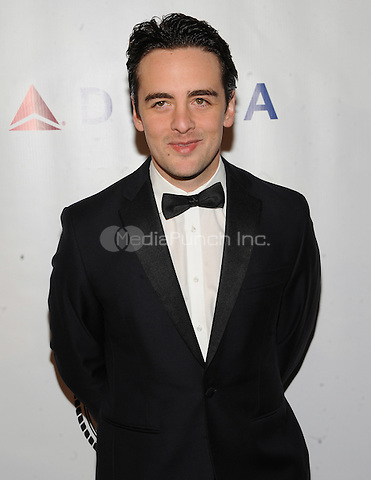 New York, NY- October 7: Vincent Piazza attends the Friars Foundation Gala honoring Robert De Niro and Carlos Slim at the Waldorf-Astoria on October 7, 2014 in New York City. Credit: John Palmer/MediaPunch