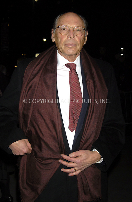WWW.ACEPIXS.COM . . . . . ....December 9, 2007, New York City....Irwin Winkler attends the 2006 National Board Of Review Awards Gala at Cipriani... ..Please byline: KRISTIN CALLAHAN - ACEPIXS.COM.. . . . . . ..Ace Pictures, Inc:  ..(212) 243-8787 or (646) 679 0430..e-mail: picturedesk@acepixs.com..web: http://www.acepixs.com