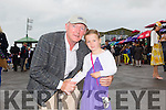 Enjoying Ladies Day at the Killarney Races were Anna Lyons,Listowel and Pat Kiely,Tarbert