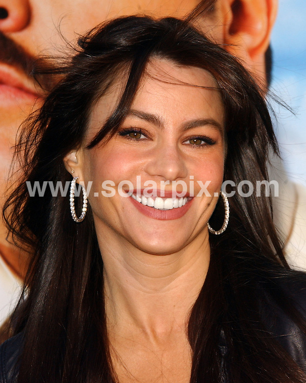 **ALL ROUND PICTURES FROM SOLARPIX.COM**.**SYNDICATION RIGHTS FOR UK, AUSTRALIA, DENMARK, PORTUGAL, S. AFRICA, SPAIN & DUBAI (U.A.E) ONLY**.The Mall Cop Los Angeles Premiere  Arrivals at the  Mann's Village Theatre in Westwood, California in the USA...This pic: Sofia Vergara..JOB REF:8225-PHZ/ortega    DATE:10-01-09 .**MUST CREDIT SOLARPIX.COM OR DOUBLE FEE WILL BE CHARGED* *UNDER NO CIRCUMSTANCES IS THIS IMAGE TO BE REPRODUCED FOR ANY ONLINE EDITION WITHOUT PRIOR PERMISSION*