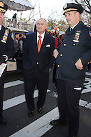 NEW YORK, NY - NOVEMBER 22: Police Commisioner for NYC at the 86th Annual Macy's Thanksgiving Day Parade on November 22, 2012 in New York City. Credit: RW/MediaPunch Inc. /NortePhoto