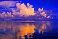 View from Nukubati Island Resort, Fiji Islands