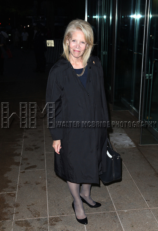 Daryl Roth attending the Memorial To Honor Marvin Hamlisch at the Peter Jay Sharp Theater in New York City on 9/18/2012.
