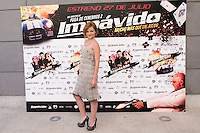 24.07.2012. Presentation at the Madrid Film Academy of the movie 'Impavido&acute;, directed by Carlos Theron and starring by Marta Torne, Selu Nieto, Nacho Vidal, Carolina Bona, Julian Villagran and Manolo Solo. In the image Carolina Bona  (Alterphotos/Marta Gonzalez) /NortePhoto.com*<br />