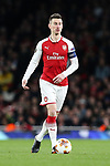 Laurent Koscielny of Arsenal during the UEFA Europa League Quarter-Final 1st leg match at the Emirates Stadium, London. Picture date 5th April 2018. Picture credit should read: Charlie Forgham-Bailey/Sportimage