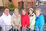 Mountcollins community members who form part of a wider group with plans to run a community based shop in the village which will be run on a voluntary bases. l-r: Joan O'Grady, Hanahmarie Broderick, Bernadette Brosnan, Marie Lennihan and Noreen McCarthy.